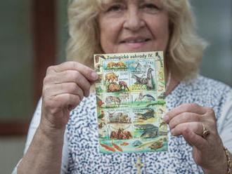 Liberecká zoo se ke 115. výročí vzniku dostala na poštovní známku