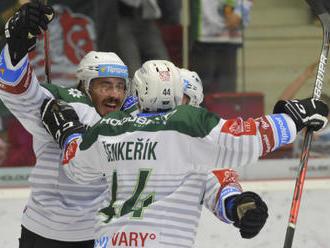 Hokejisté Varů budou hájit stoprocentní bilanci v Olomouci