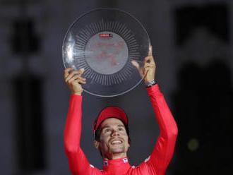Roglič zvítězil na Vueltě, jako první Slovinec ovládl Grand Tour