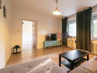 Zariadený 3- izbový pet friendly byt Horský park - Staré Mesto