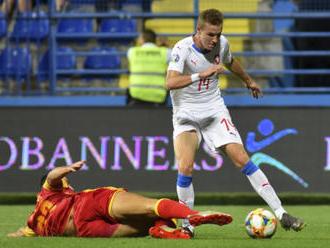 Fotbalisté vyhráli v Černé Hoře 3:0 a jsou v tabulce opět druzí