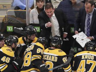 Trenér Cassidy se domluvil na prodloužení spolupráce s Bostonem