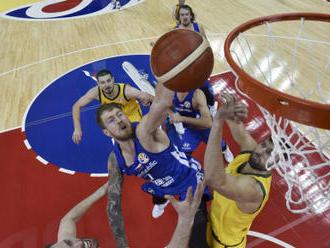 Basketbalisté uznali kvalitu Austrálie, dál sní sen o OH