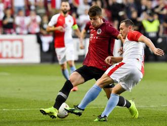 Slavia bude na Spartě hájit osmizápasovou neporazitelnost v derby