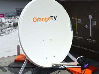 Orange prezradil počet klientov satelitnej služby
