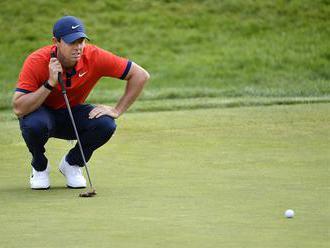 McIlroy byl potřetí v kariéře vyhlášen golfistou roku na PGA Tour