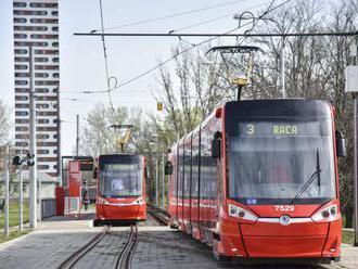 Premávka cez Blumentál bola obnovená, MHD však stále mešká