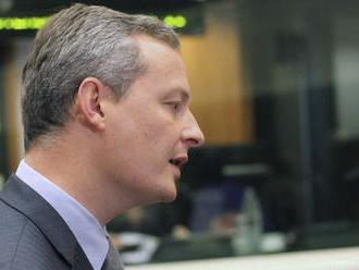 Francúzsko opäť varuje EÚ pred rizikami, ktoré predstavuje libra