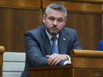 P. Pellegrini má podporu koalície, tvrdí šéf parlamentu A. Danko