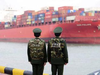 Čína chce zmierniť spor s USA, niektoré výrobky oslobodí od ciel