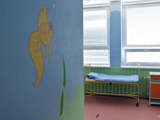 Počas prázdnin hospitalizovali v NÚDCH takmer 450 detí s úrazmi
