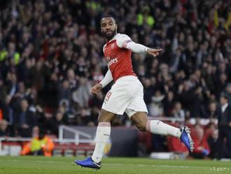 Lacazette si musí doliečiť členok, Arsenalu bude chýbať týždne