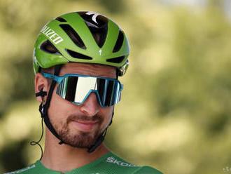Sagan druhý na GP Quebe, triumf obhájil Matthews