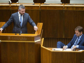Poslanci ukončili diskusiu k odvolaniu premiéra