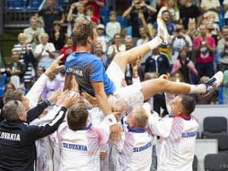 Slováci postúpili do kvalifikácie o finálový turnaj, rozhodol Gombos