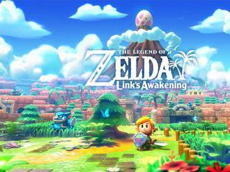 Kompletní informace o RGP The Legend of Zelda: Link's Awakening v traileru