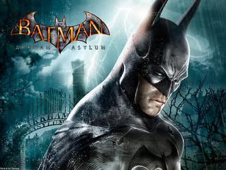 Batman doplachtil na Epic Games Store