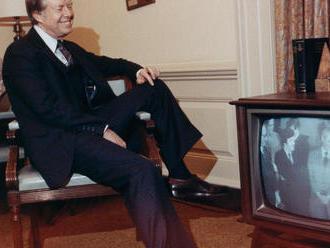 Az amerikai elnök, aki megérintette Lengyelország nemi szervét