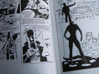 Véres drogháború Grafitember új könyvében