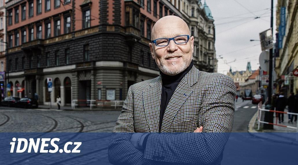 Moudrost stáří je spíš převlečená rezignace, říká Marek Vašut