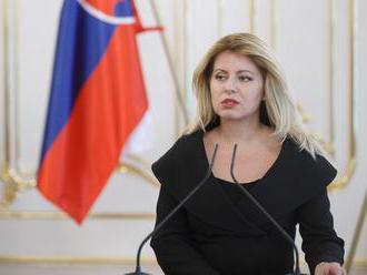 Prezidentka Čaputová si myslí, že vyjadrenia Fica sú nebezpečné. Vysvetlila aj to, prečo Michalovi K