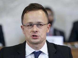 Maďarský minister zahraničných vecí označil Borisa Johnsona za skvelého politika