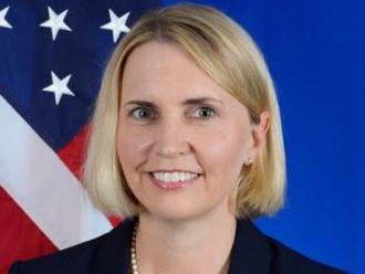 """Belousovová hneď po menovaní kritizuje novú americkú veľvyslankyňu: """"USA v druhej svetovej voj"""