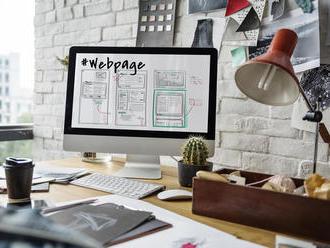 Chcete si vytvoriť jednoduchú web stránku? Zvládnete to aj sami