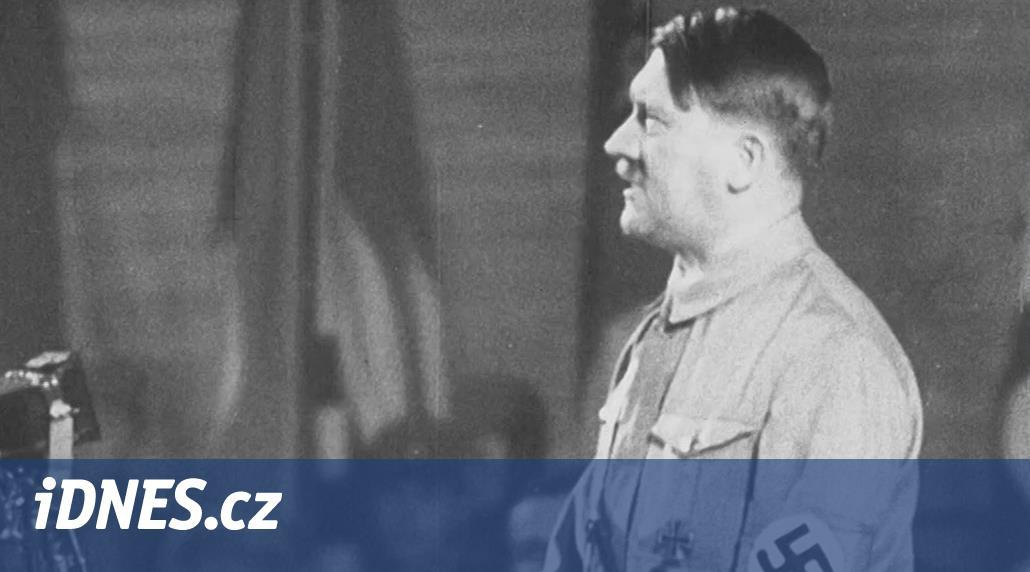 Před 100 lety vstoupil Adolf Hitler do nacionalistické Německé dělnické strany