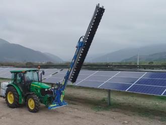 Skupina Solek vyhrála tendr na čištění obřího solárního parku v Chile