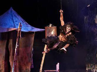 Novinka Divadla Hybernia: Tarzan s hudbou Collinse