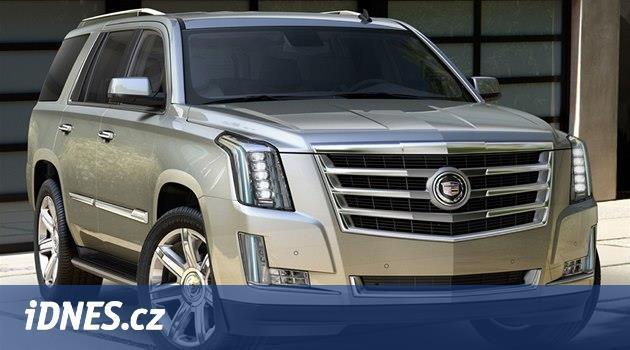 GM svolává v USA téměř 3,5 milionu vozů kvůli problému s brzdami