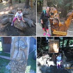 Tip na výlet: Výšlap na Pustevny k soše Radegasta