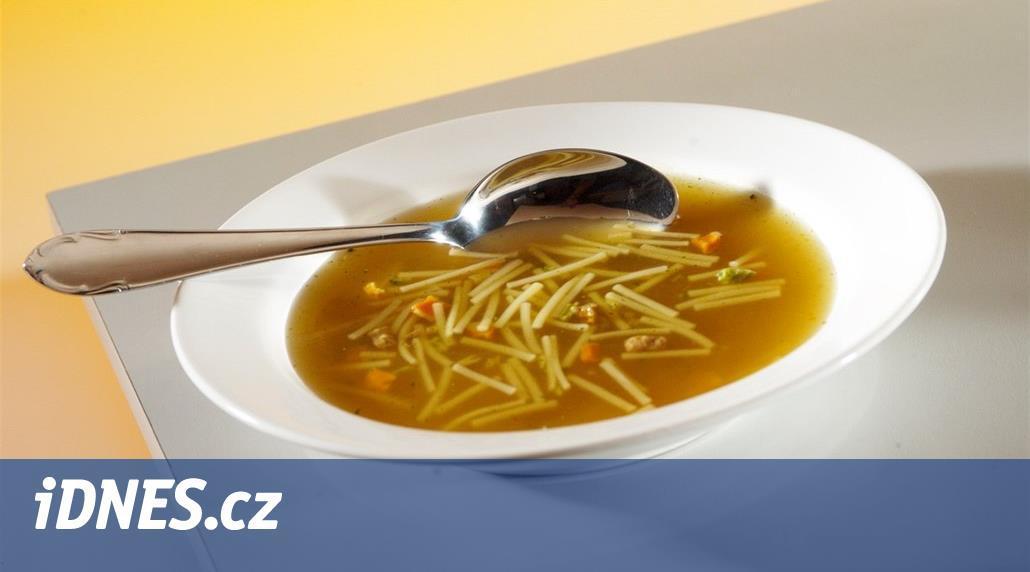 TEST DNES: Hovězí bujony v kostce ochromí chuť nadbytkem soli
