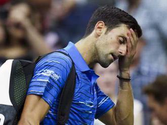Novak Djokovič plánoval návrat na turnaji v Tokiu, ale zrejme musí podstúpiť operáciu