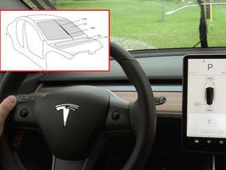 Tesla si nechala patentovat nové řešení stěračů, jde o první změnu po 116 letech