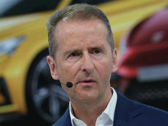 Šéf VW říká, že Tesly se nebojí a její akcie nechce, strach má z něčeho úplně jiného