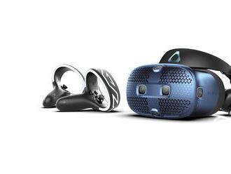 HTC rozširuje svoju ponuku VR zariadení; zoznámte sa s Vive Cosmos