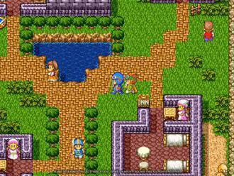 Na Switch míří tři původní Dragon Questy