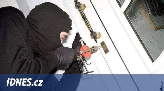 Česká Lípa zažila nebývalé řádění nejméně osmi zlodějů, usvědčila je DNA