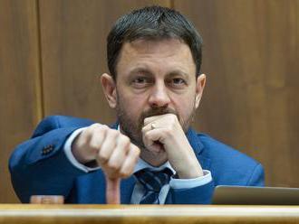 Heger: Slovensko sa na ceste za vyrovnaným rozpočtom vykoľajilo