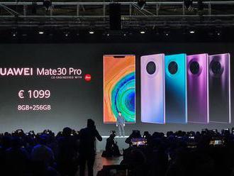 Mate 30 Pro: Akú budúcnosť má perfektný smartfón bez Google aplikácií