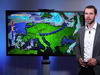 Slovenskom sa preženie chladný morský vzduch! Ďalší obrat príde po víkende