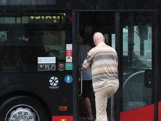 V pondelok ráno je v Bratislave avizovaný štrajk niektorých vodičov MHD