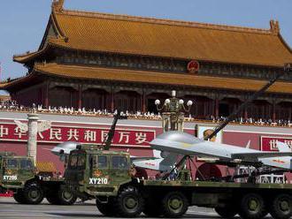 Čína má Srbsku dodať bojové drony a ďalšie vojenské vybavenie