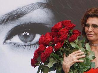 Sophia Loren oslavuje 85 rokov! Slávna diva a jej podoby? Tu sú!