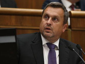 Polícia preveruje údajné vyhrážky o likvidácii Andreja Danka
