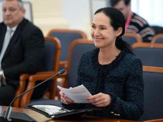 Lucia Kurilovská vstupuje do vznikajúcej strany Tomáša Druckera
