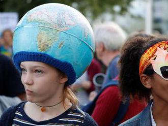 Austrálski školáci otvorili celosvetový štrajk za účinnejšiu ochranu klímy