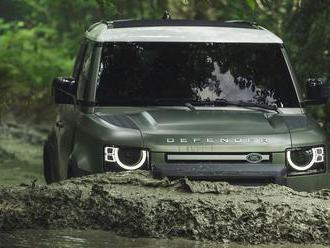 Land Rover Defender: Z drsnej legendy je elektronický off-road